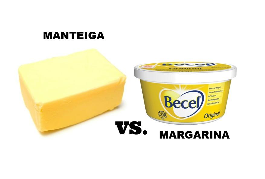 Manteiga ou Margarina: Qual é Mais Saudável?