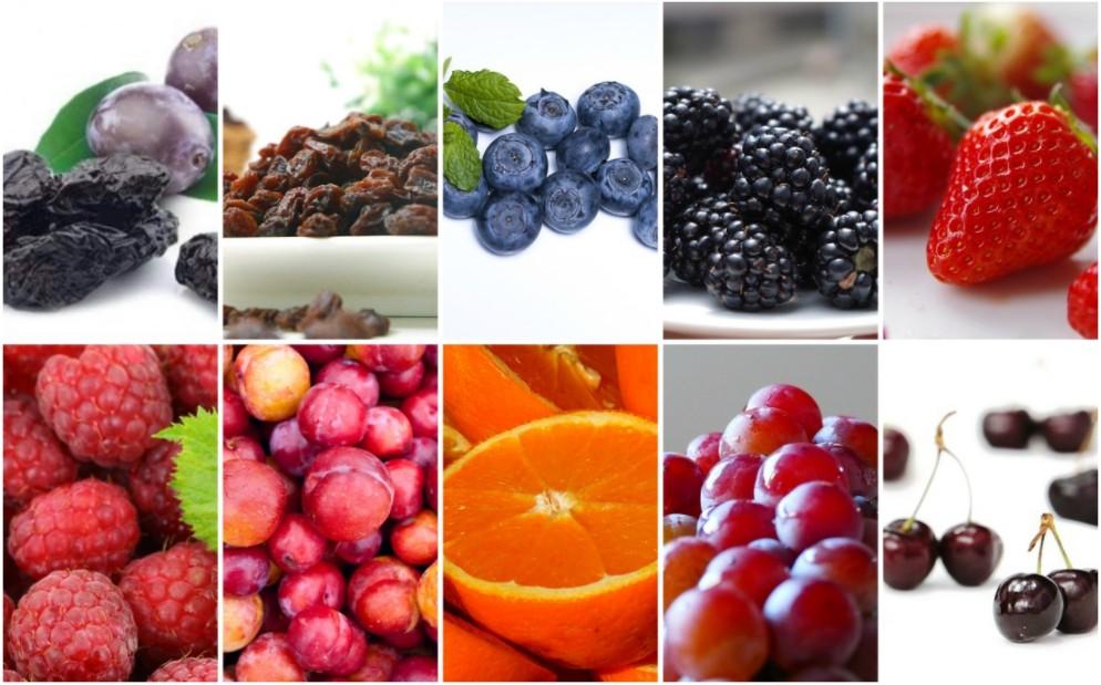 25 Super Alimentos Ricos em Antioxidantes