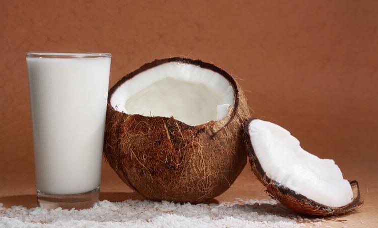 Queda de Cabelo - Principais Causas e Remédios Naturais - Leite de Coco