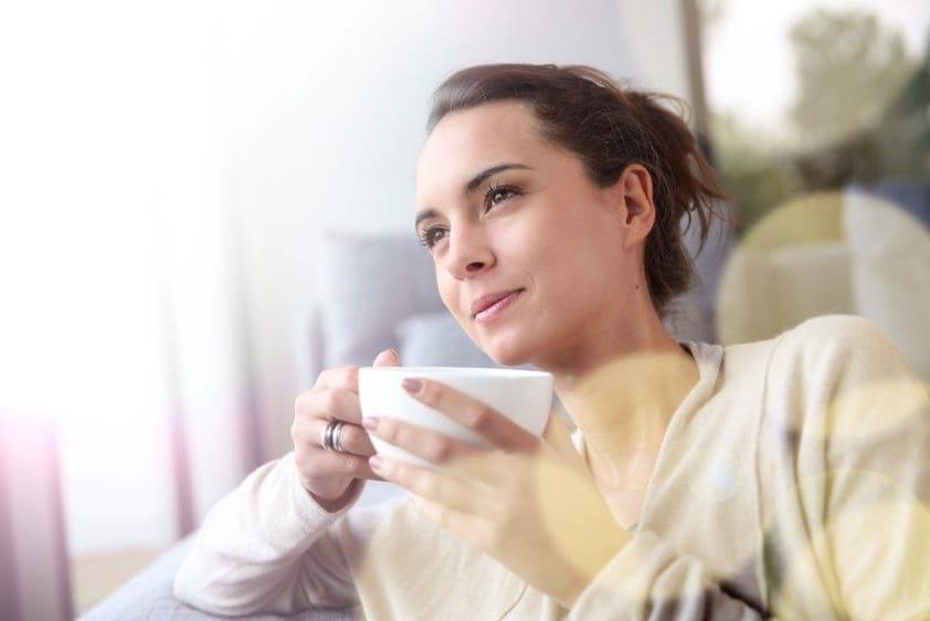 5 Chás para Descer a Menstruação Atrasada