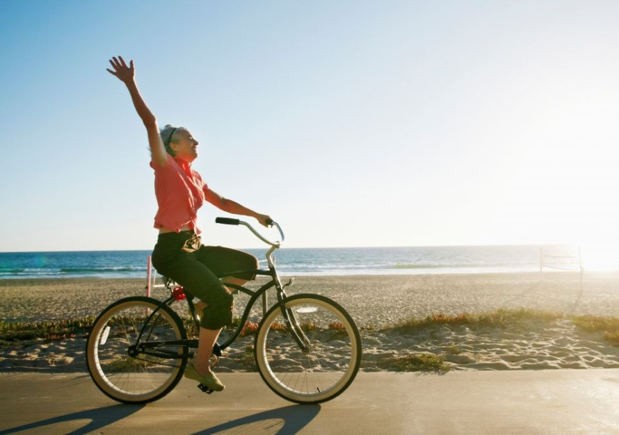 10 Benefícios de Andar de Bicicleta para a Saúde