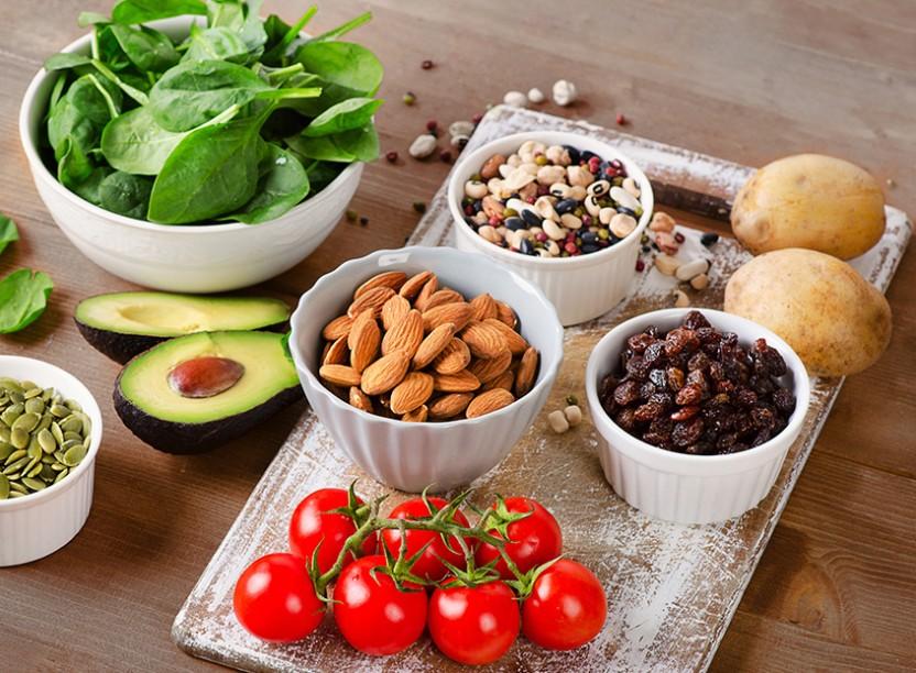 20 Alimentos Ricos em Potássio