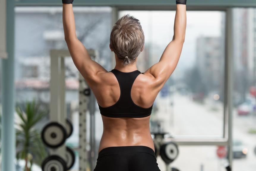 5 Exercícios Físicos para Eliminar a Gordura das Costas