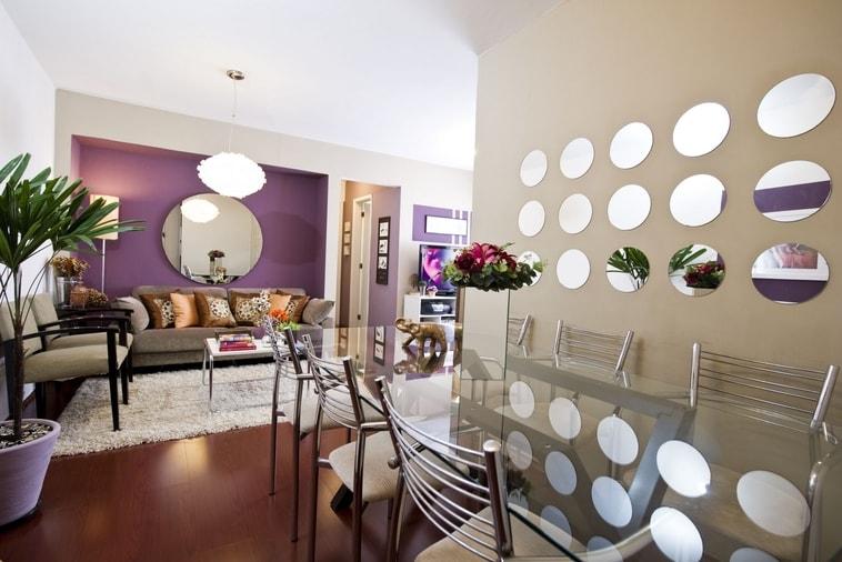 Como Usar Espelhos na Decoração da sua Casa?