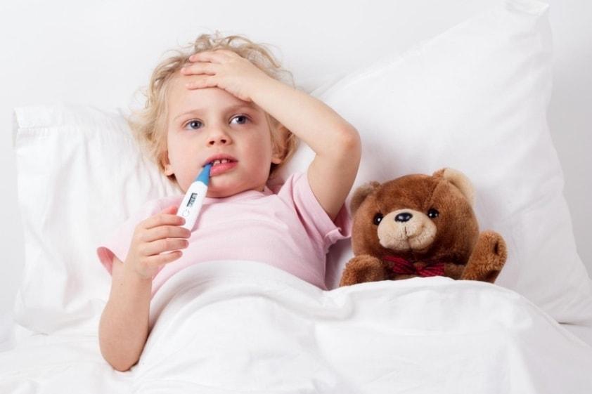 10 Doenças Mais Comuns em Bebês e Crianças