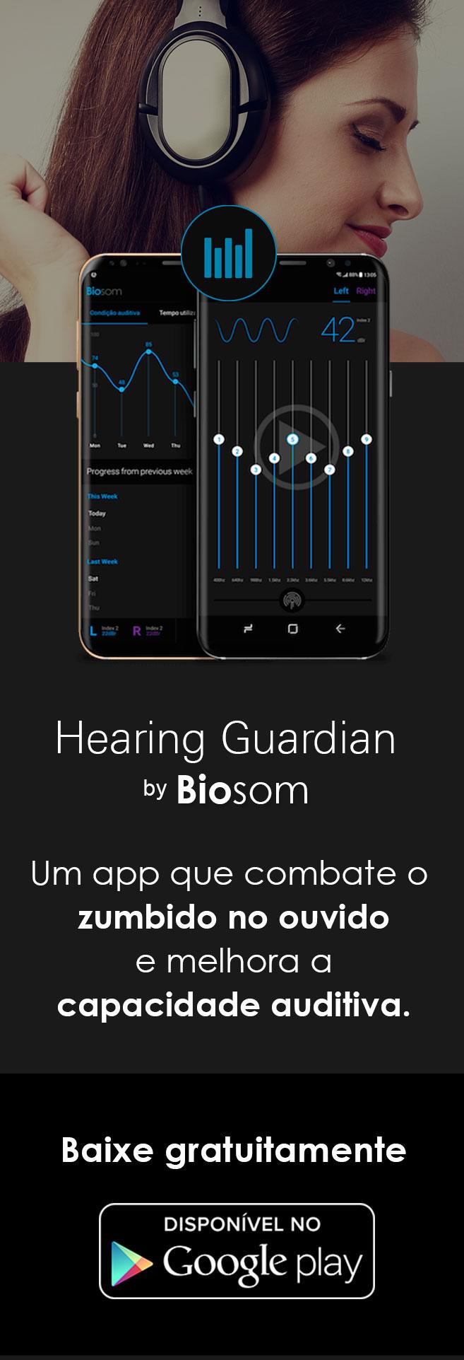 Hearing Guardian Zumbido no Ouvido download